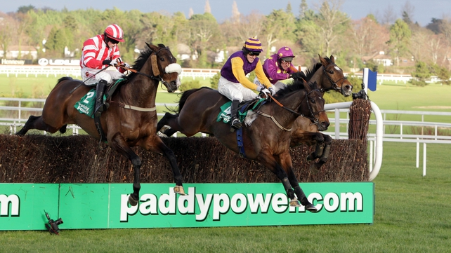 Forpadydeplasterer is being eyed up for the Grand National at Aintree