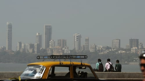 India's economy grew at its slowest pace in more than six years in the third quarter