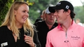Wozniacki learns from McIlroy approach