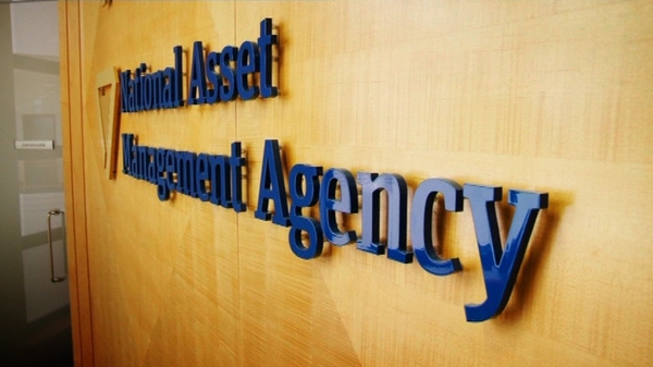 NAMA appointed receivers to some Treasury assets in January