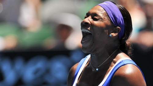 Serena Williams is targeting a sixth Australian Open success