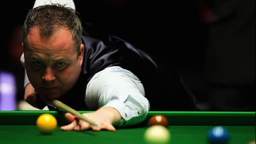 John Higgins is bidding for a fourth crown