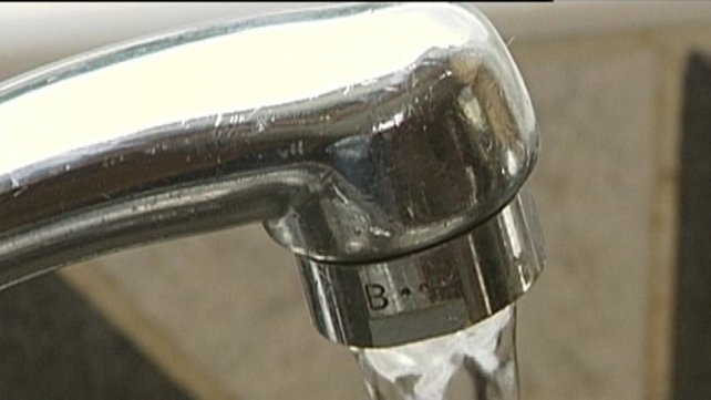 The report calls for a waiver on water charges for low-income households