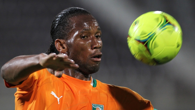 Drogba looks poised to end his stay in China