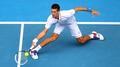 Djokovic shows Mahut no mercy