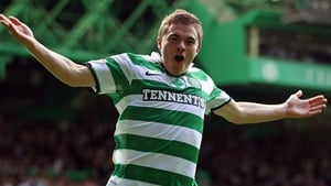 James Forrest remains in squad for game against AC Milan