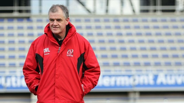 Is Brian McLaughlin on the way out at Ulster?