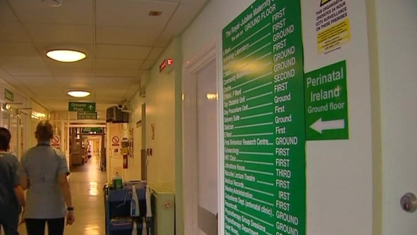 Outbreak occurred at Belfast's Royal Maternity Hospital