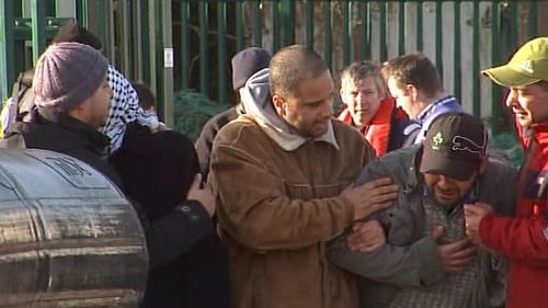 Wael Mohammed's family react to news that his body has been found