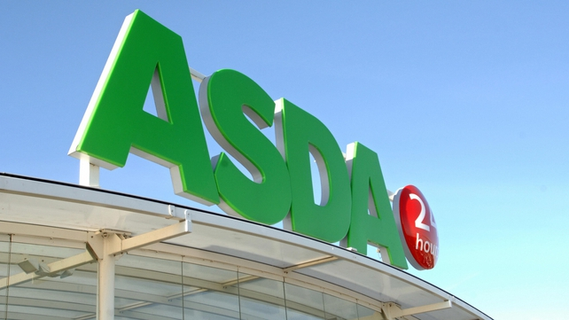 Asda said sales at stores open over a year, excluding fuel and VAT, rose 0.5% in the 10 weeks to end of June