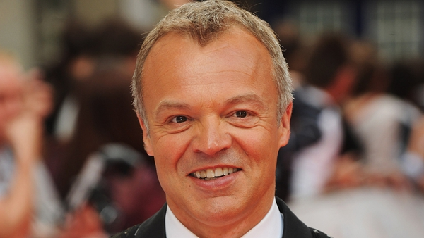 Graham Norton: 'thrilled' with sale of production company