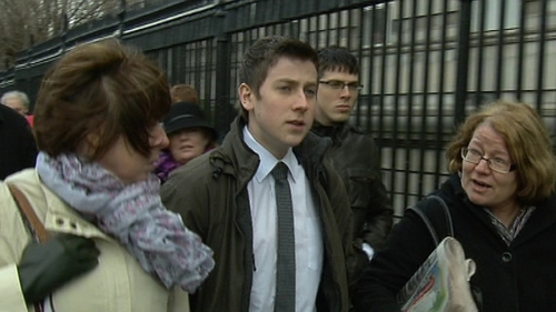 Eoin McKeogh took the case after a a video clip accused him of taxi fare evasion