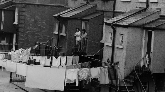House & Home -- Public Housing Dublin City (1972) © RTÉ Stills Library 2258-016