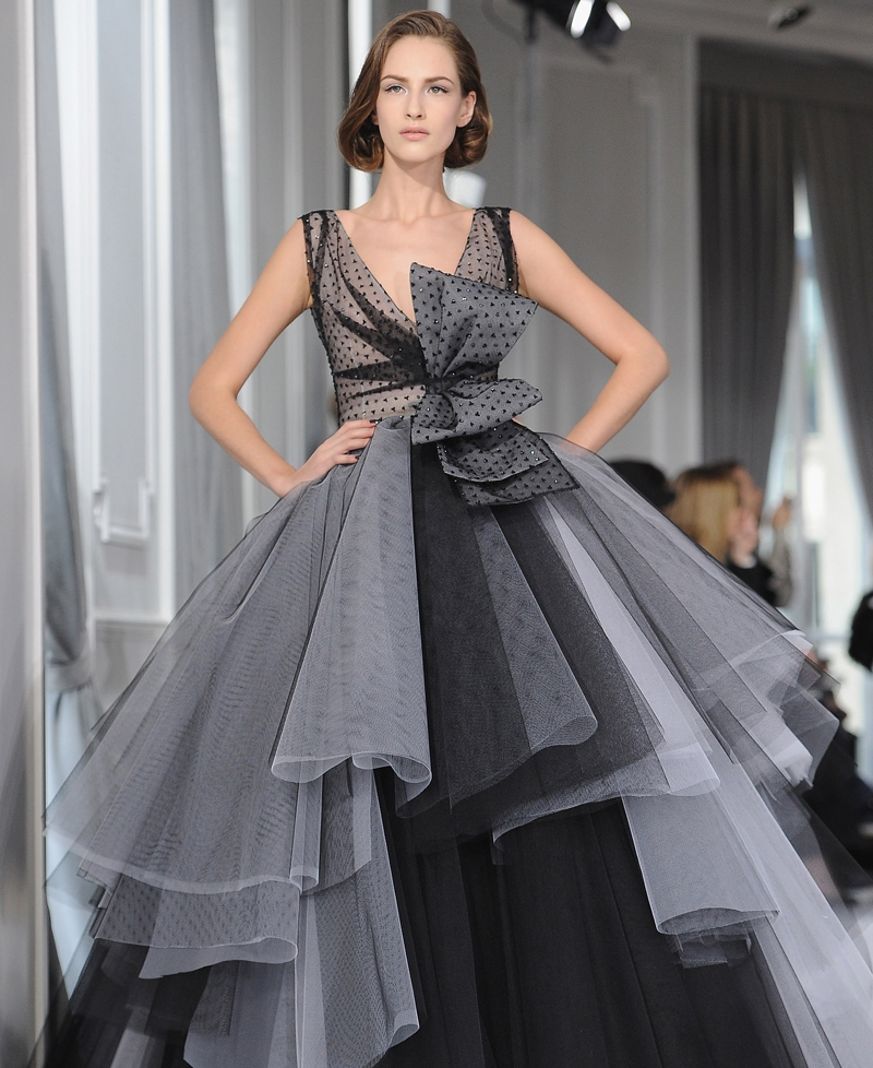 Paris Couture Fashion Week Spring/Summer 2012