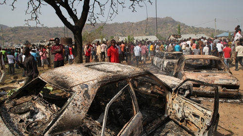Boko Haram has claimed responsibility for past attacks
