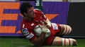 Aaron Shingler joins up with Wales