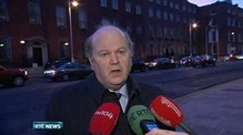 One News: Ministers insist Ireland must pay Anglo bondholders