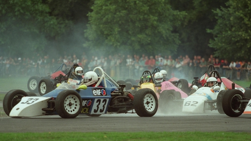 The Phoenix Park Motor Races celebrates its 110th anniversary in 2012