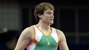 Kieran Behan: gymnastics