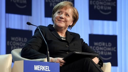 Merkel says Germany can not alone save the euro zone