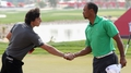 McIlroy laughs off Woods 'intimidation' claim