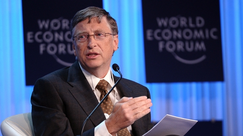Bill Gates has been ranked the world's richest man for 15 of the past 20 years