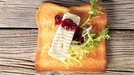 Bracklyn Breaded Brie with Sweet and Sour Sauce - John Donlon serves up this brie starter with a kick.