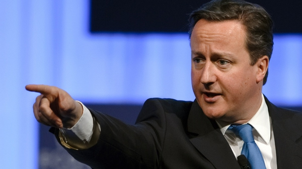 David Cameron warned about pushing UK from European Union