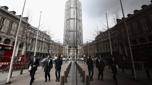 United Kingdom economy grew at its slowest annual pace in almost a decade