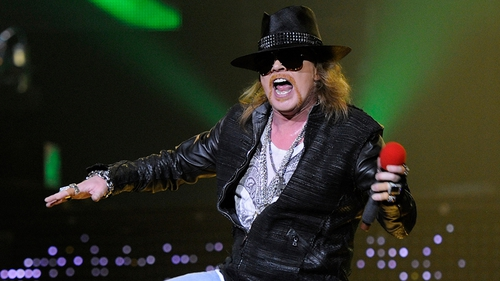 Axl Rose incited the wrath of Melbourne fans