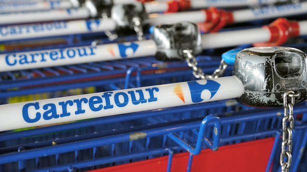 BREXIT ALLIANCE: Tesco and Carrefour team up for French-English shopping partnership