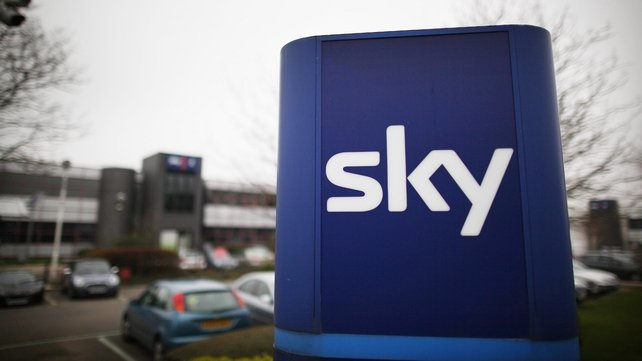 Sky currently has 10.5m customers