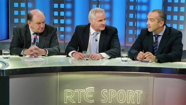 Join George, Brent and Conor for the best RBS 6 Nations analysis on RTÉ Two
