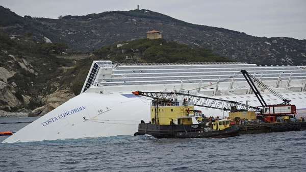 32 people are thought to have died on the Costa Concordia