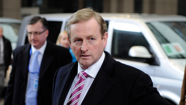 Enda Kenny said the Government will act on the advice of the Attorney General