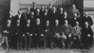 The First Dáil