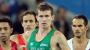 Ciaran O'Lionaird: 1500m