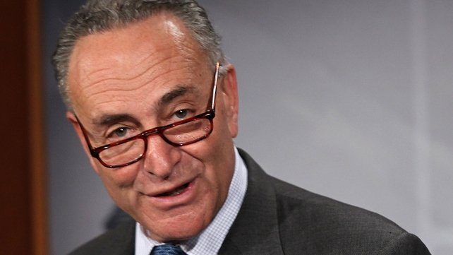 Charles Schumer said 'every major policy issue has been resolved'