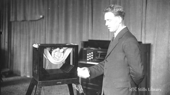 RTÉ Archives | Media | History of RTÉ | RTÉ 1950s
