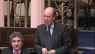 Shane Ross has declared that he will be calling for a No vote