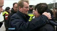 Six One News: Taoiseach thanks helpers searching for fishermen
