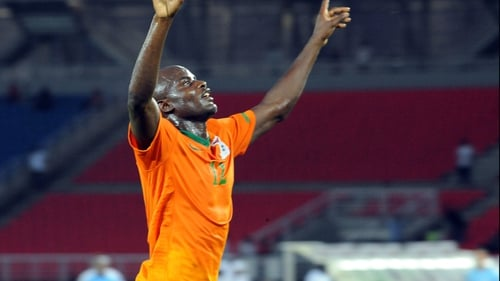 James Chamanga was on the scoresheet as Zambia booked their place in the semi-finals