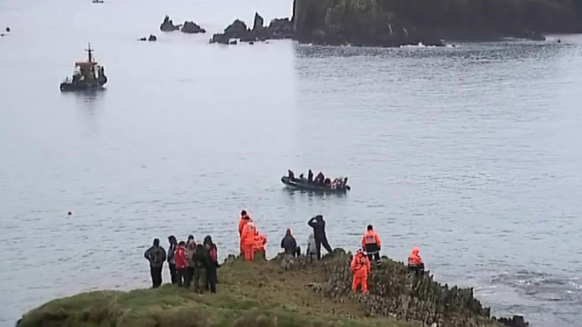 Hundreds took part in the search, which lasted for more than three weeks