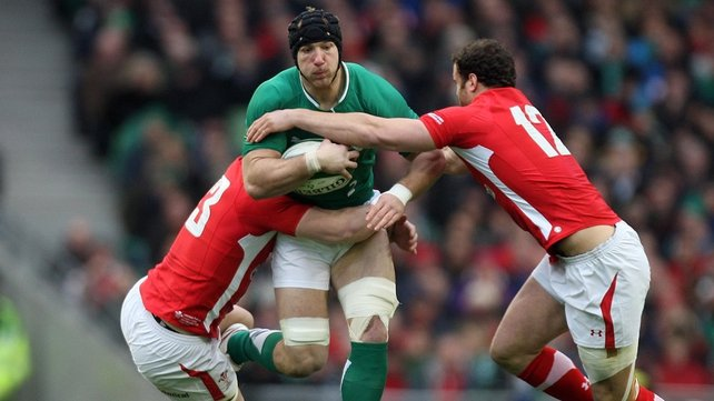 Stephen Ferris - 'They come with bit of a tag about being arrogant and if you asked any team they'd probably say the same thing'