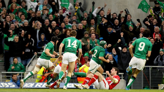 Can Ireland side get this year's Championship off to a winning start in Cardiff?
