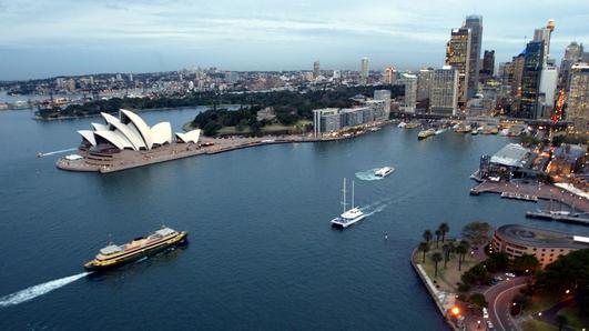 Taimín de Bhaldraithe - Sydney.