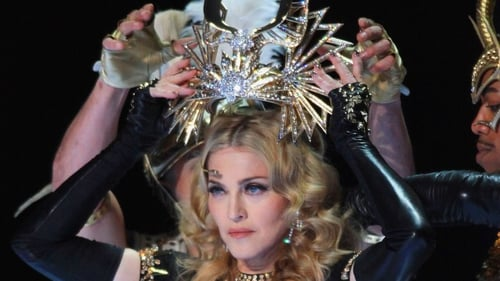 Madonna is biggest selling female singles artist
