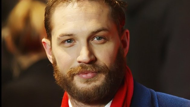 Tom Hardy is favourite to play Elton John in biopic