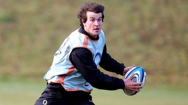 Lee Dickson gets the nod at scrumhalf for England