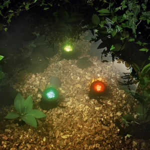Smart Solar Solar Underwater Spotlights (3 pack) €99